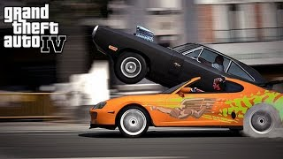 fast and furious 1970 dodge charger vs toyota supra no music epic car sounds gameplay