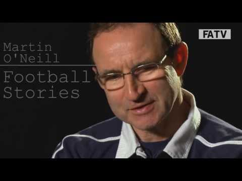 Football Stories:  Martin O'Neill on Eusebio