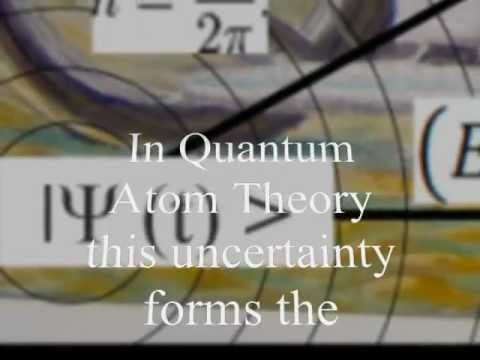 Quantum Atom Theory 2012 Revolution. Time within an artist theory
