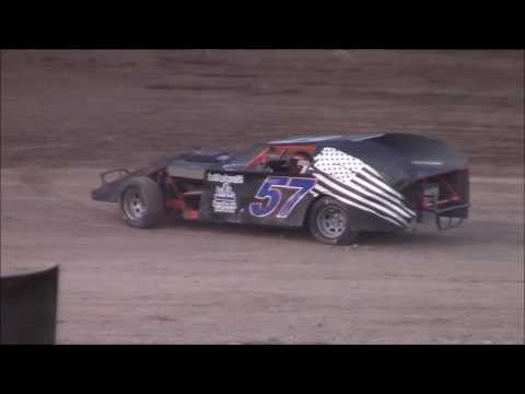 Butler Motor Speedway UMP Modified Heat #3 9/3/16