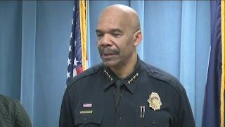 Denver Police update media on Colorado Motorcycle Expo shooting, stabbing