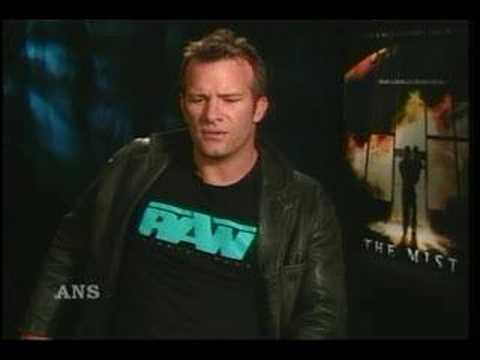 THOMAS JANE FRIGHTENED BY EVERY DAY LIFE, NOT THE MIST