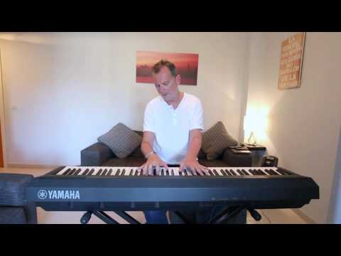 Elton Johns' 'Your '  Piano and Vocal Cover by Ben Wright