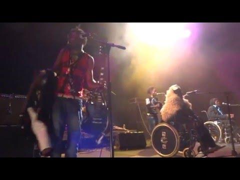 Mbongwana Star - Suzanna - La Centrifugeuse Pau - 31 03 2016