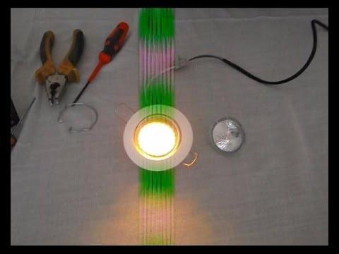 lámparas halógenas, led y lámparas downlight para empotrar en techo