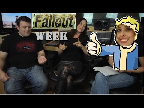 Fallout 4 Interview with Courtenay Taylor and Kal-El Bogdanove (Part 3)