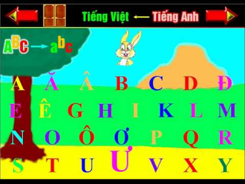 Vietnamese Alphabet - Lettter Accumulation Method - YouTube