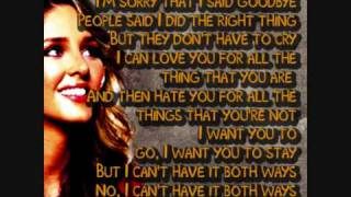 Esmee Denters  Just Can't Have It Lyrics +download links