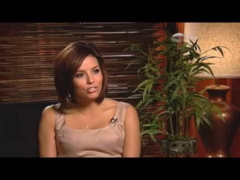 Wonho Chung (Won on One Interview: Eva Longoria) on Showtime