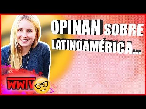 Qué Opinan Los Extranjeros sobre Latinoamérica? │ Entrevistas en la calle en Alemania │ WeroWeroTV