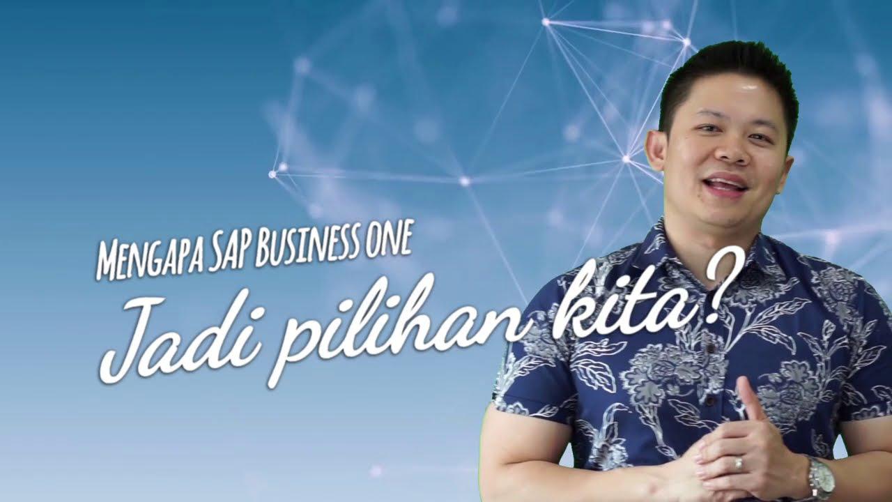 SAP Business One - Solusi ERP UKM