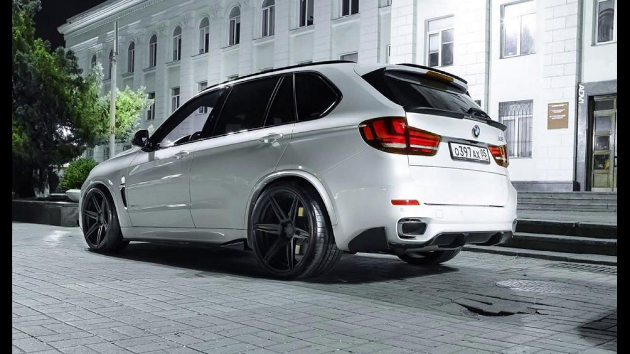 adv 1 wheels adv6 felgen carbon bodykit bmw x5 xdrive40d