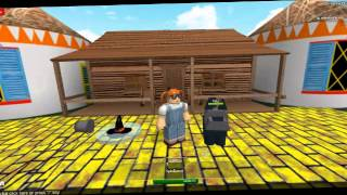 ROBLOX - Wizard of Oz - Dorothy is Boss