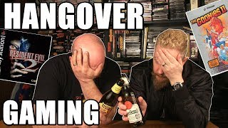 HANGOVER GAMING - Happy Console Gamer