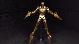 Figma Iron Man XXI Midas Review