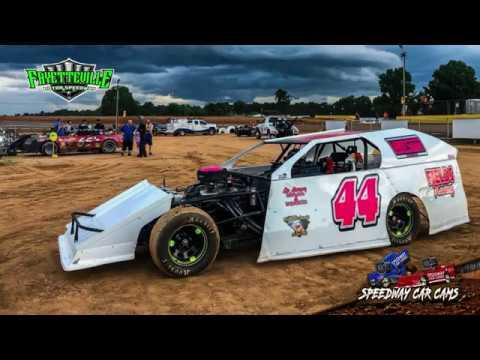 #44 Josh Fields - Sport Mod - 8-31-18 Fayetteville Motor Speedway - In Car Camera