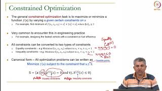 Introduction to Constrained Optimization
