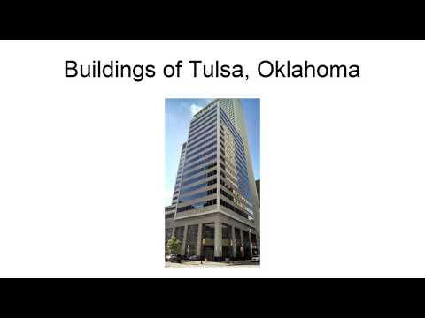 Buildings Of Tulsa, Oklahoma