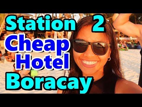Boracay Cheap Hotels Station 2 Casa D' Estrella Apartelle
