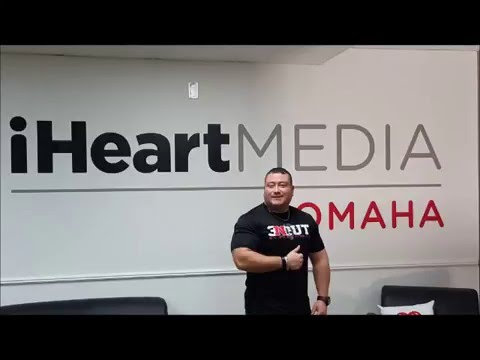 Omaha_Muscle: Fit Happens Radio(KFAB) , My interview at around 35 minute mark