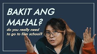 Should I go to film school in the Philippines?