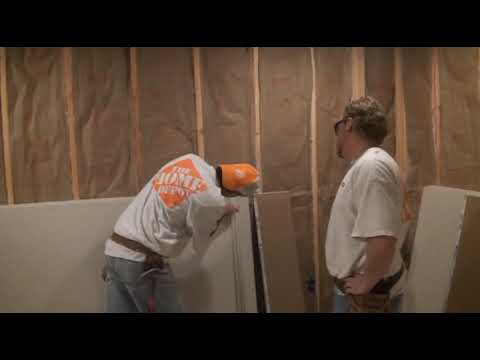 how-to-hang-drywall-on-walls