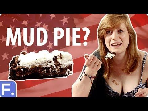 Irish People Try American Pies