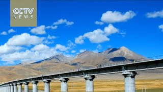 20 billion-USD infrastructure construction paves way for investment & tourism in Tibet