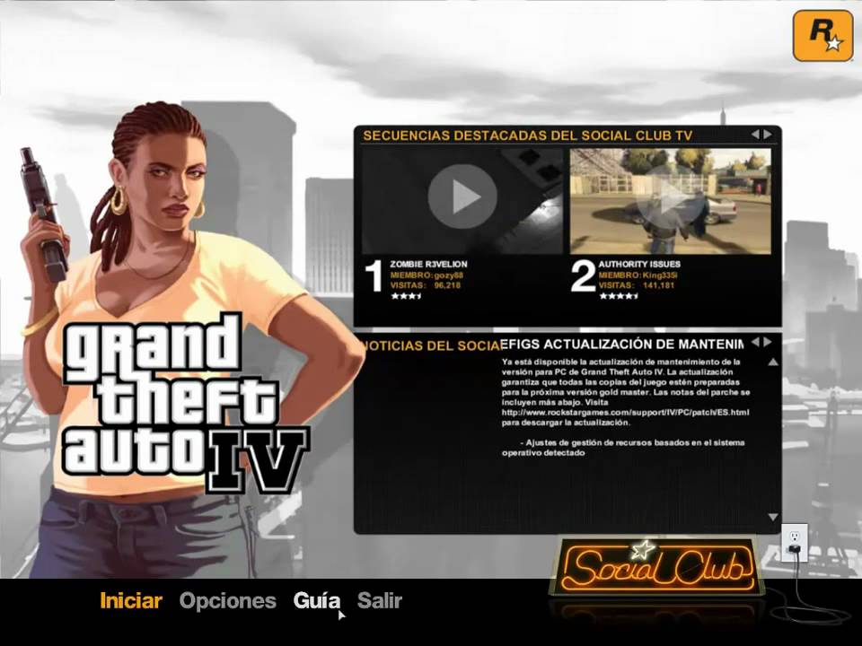 Gta 4 Pc Games For Windows Live Error Solucionado Fixed
