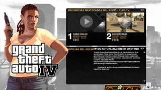GTA 4 PC Games For Windows Live Error (SOLUCIONADO/FIXED)
