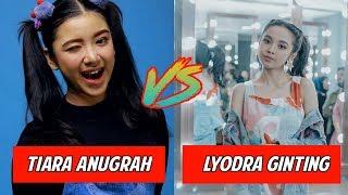 Biodata Tiara Anugrah X Lyodra Ginting - Indonesian Idol 2020
