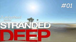 Stranded deep EP 1 : Allt börjar med ett brak ! ( svenska )