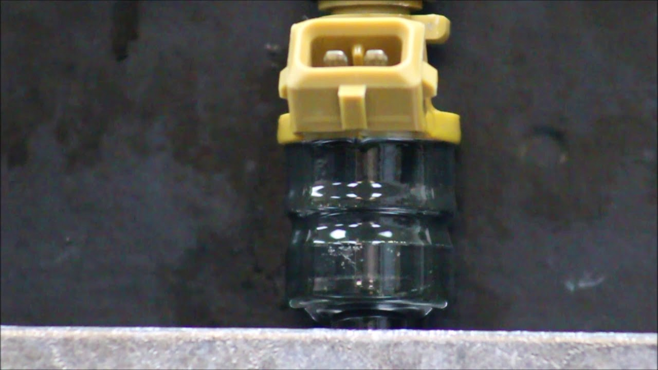 How Dirty Fuel Injectors Affect Engine Operation, Fuel