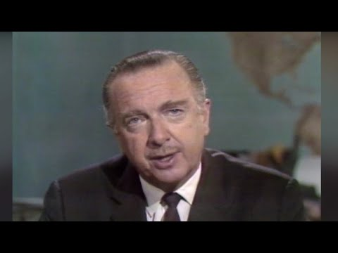 Image result for walter cronkite you tube