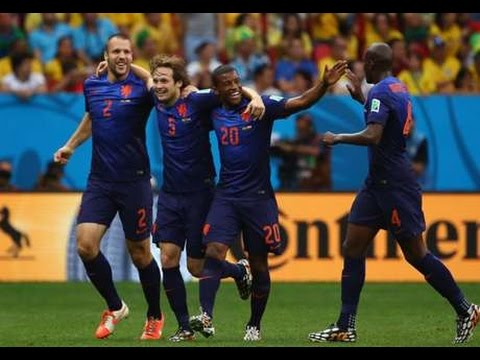 Brazil vs Netherlands 0-3 All Goals & Highlights World Cup 2014 HD