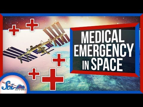 How Doctors On Earth Stopped A Medical Emergency In Space