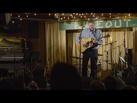 "Robbie Fulks ""Alabama at Night"" (Lyric Video w/ Interview)"