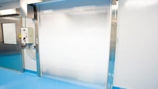 Rytec Pharma-Roll® Pharmaceutical Door