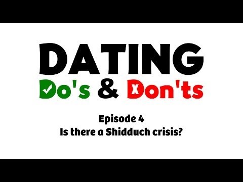 shidduch dating stories