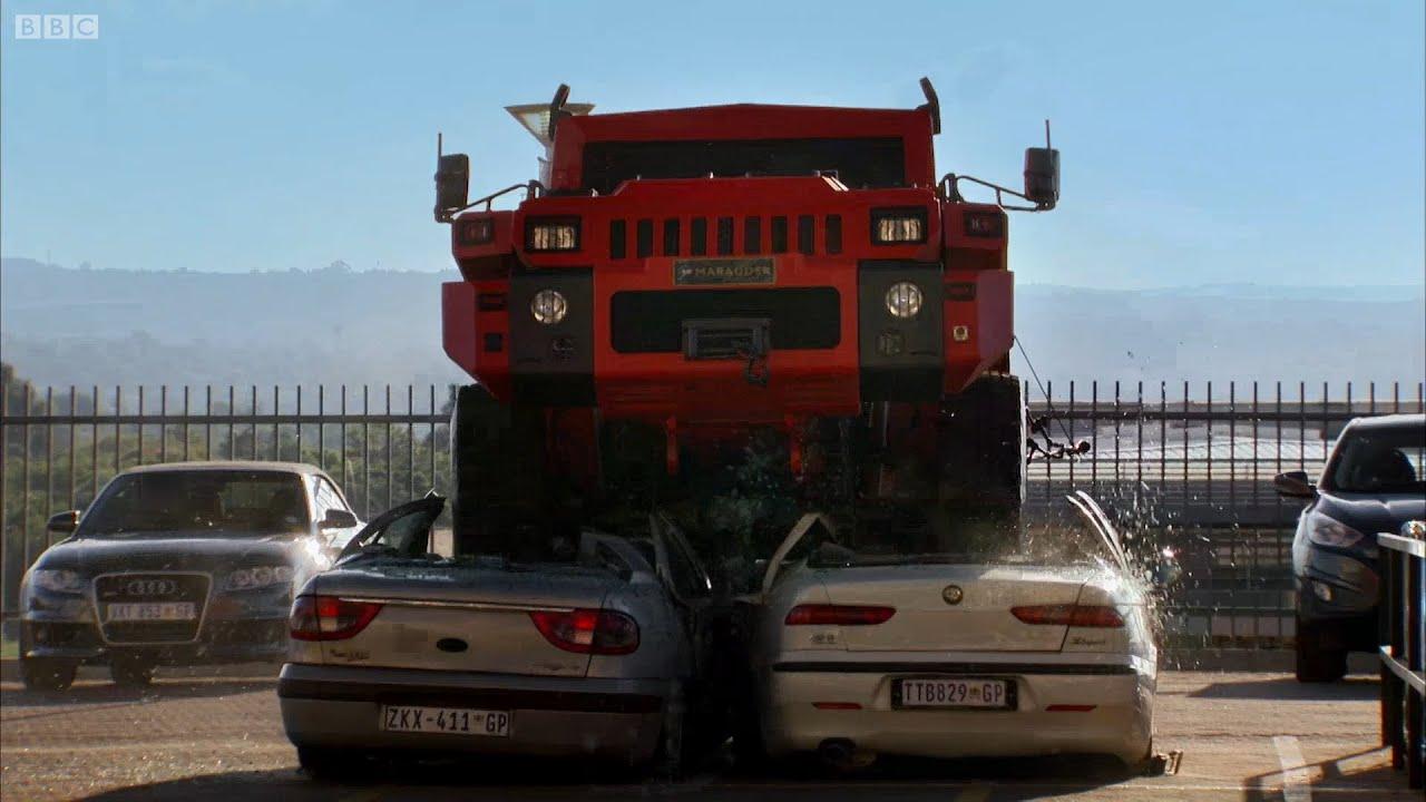 Download Marauder - Dziesięcio Tonowy Pojazd Wojskowy - Napisy - Top Gear Zajawki - BBC Brit Polska