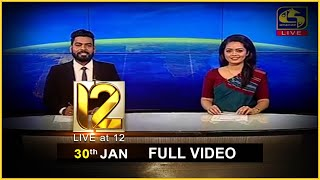 Live at 12 News –  2021.01.30 Thumbnail