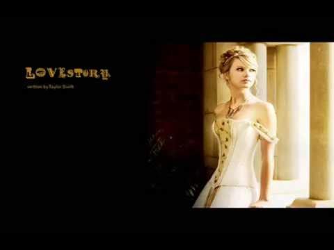 Taylor Swift- Love Story /中英文歌詞