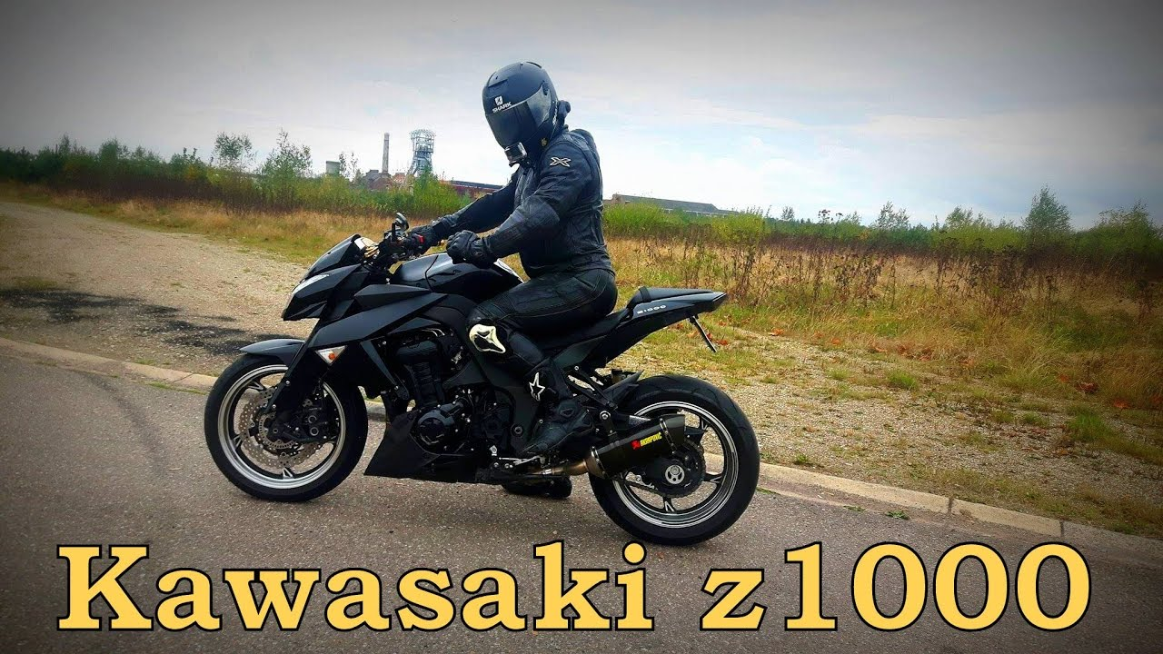 kawasaki z1000 acceleration 2010 2014 youtube. Black Bedroom Furniture Sets. Home Design Ideas