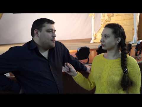 Возрождение народного театра в Новоузенске, 1.03.2015 г.