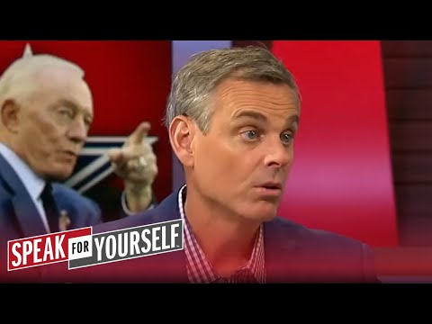 Cowherd will not condemn opinions for or against protests - 'Speak For Yourself'