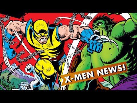 X-Men Announcements! | Earth's Mightiest Show