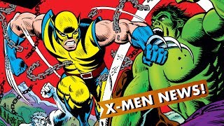 X-Men Announcements!   Earth's Mightiest Show