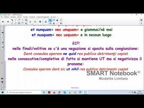 Download I pronomi e aggettivi indefiniti negativi in latino