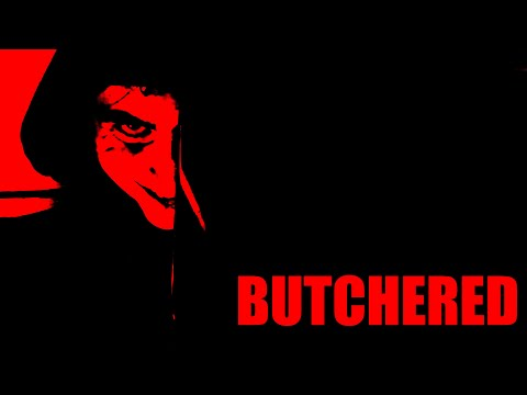 """BUTCHERED""- a short horror film; Film Riot/Filmstro one minute shortfilm competition"