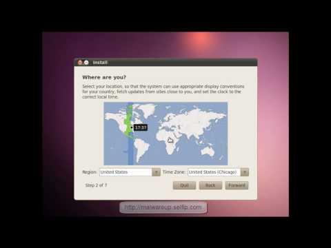 Installing Ubuntu 10.04 Lucid Lynx